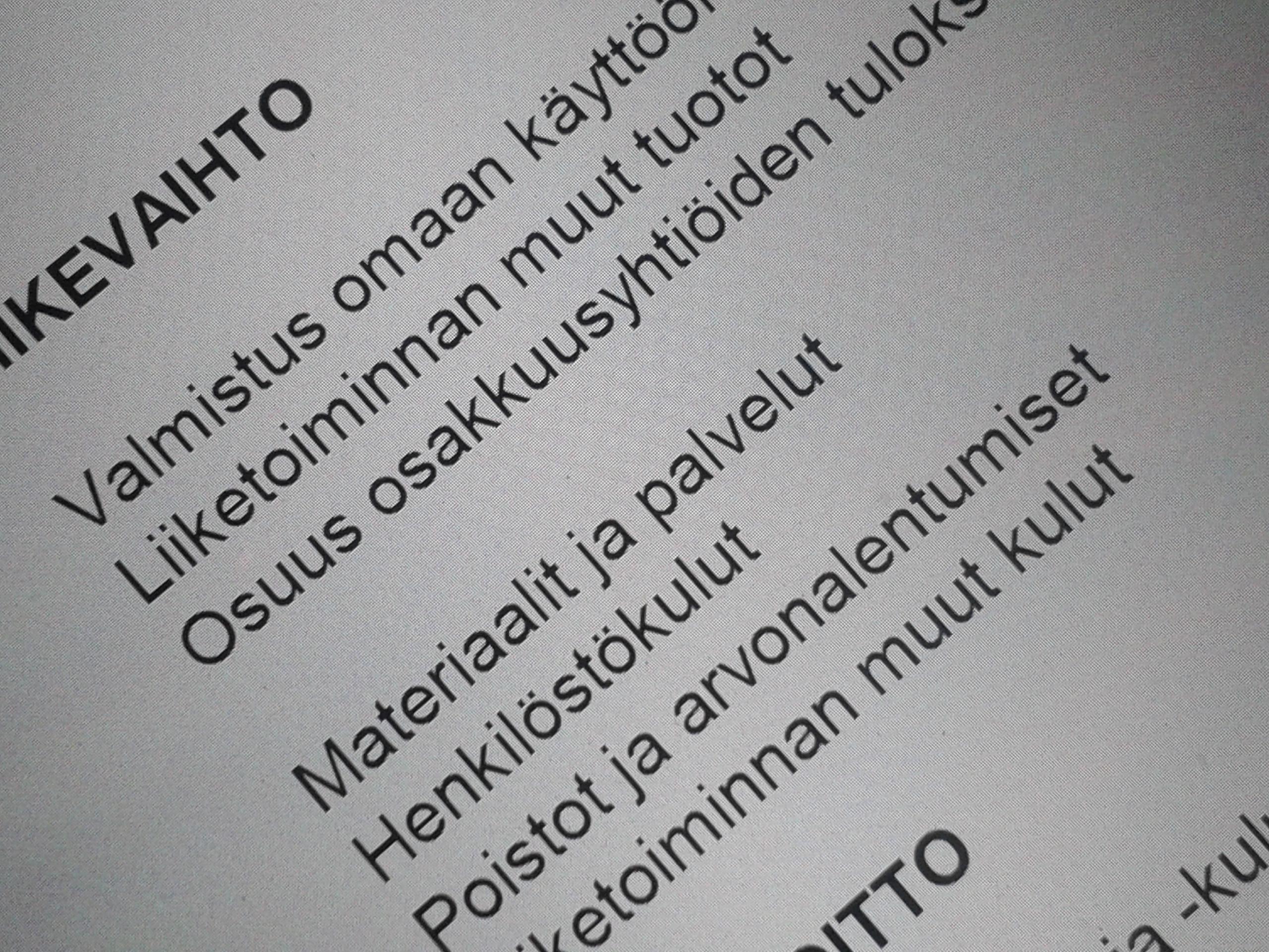 Osavuosikatsaus 1-9/2017: Virian nettotulos 2,7 M€