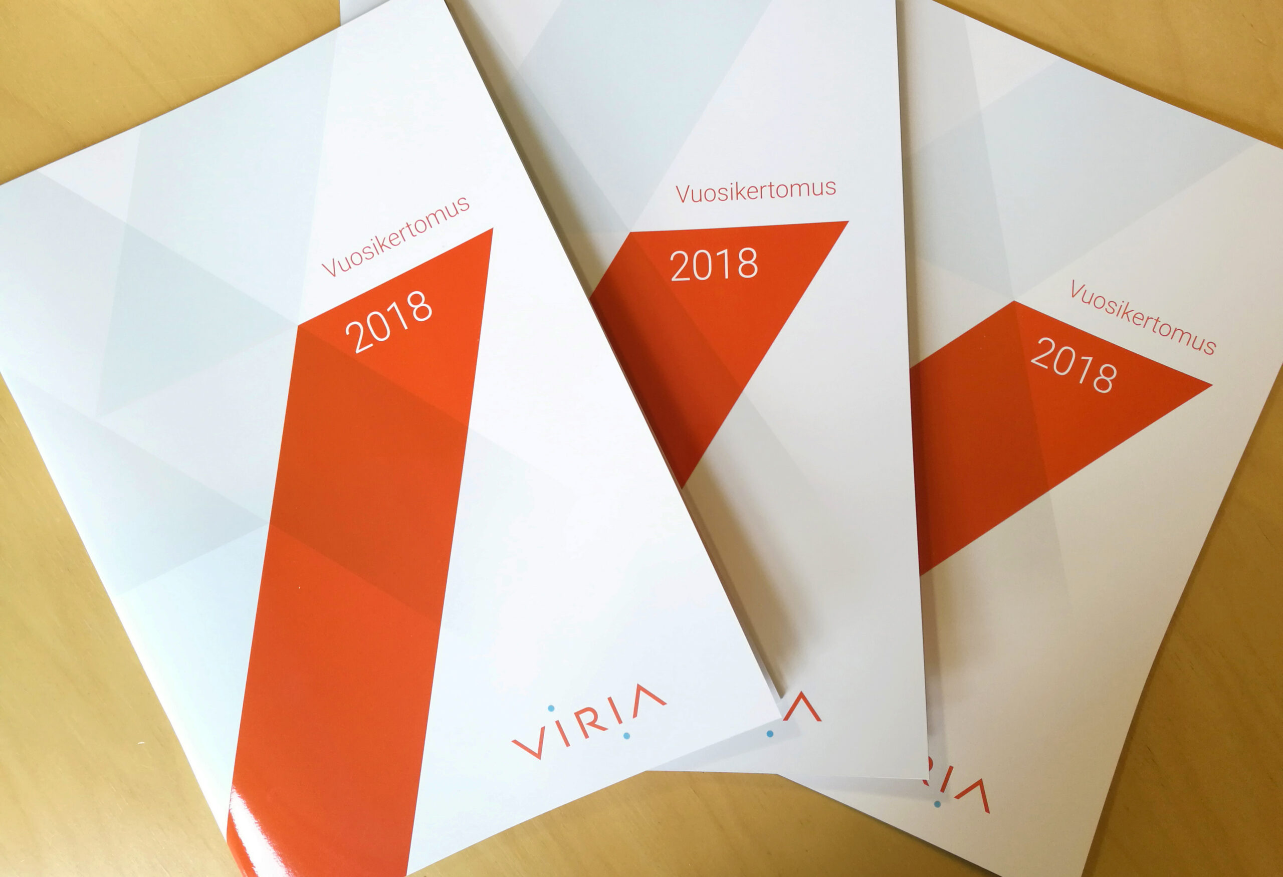Virias årsberättelse har utkommit