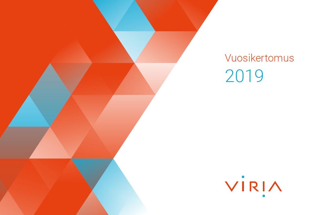Virias årsberättelse har publicerats