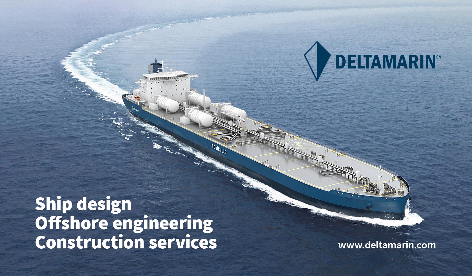 Laivojen suunnittelu on turvattu tekoälyn ja ihmisten yhdistelmällä