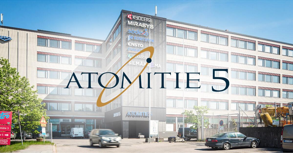 Viria Securityn pääkaupunkiseudun yksiköt muuttivat uusiin tiloihin Pitäjänmäkeen